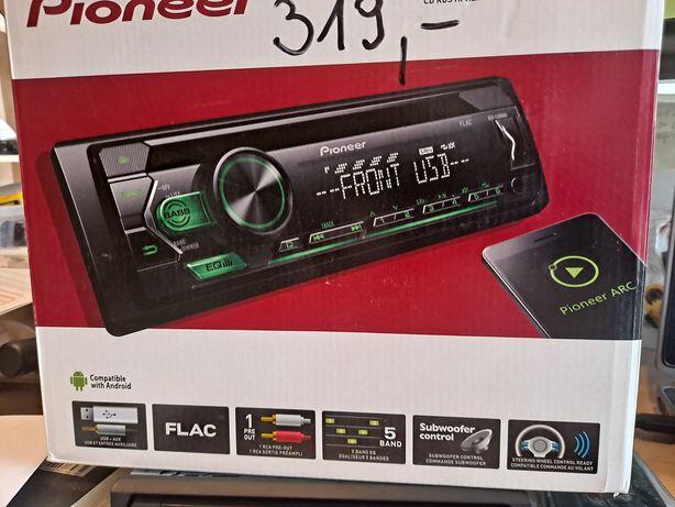 Nowe radio Pioneer  DEH-120UB