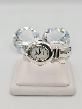 925 Srebrny zegarek damski Osin