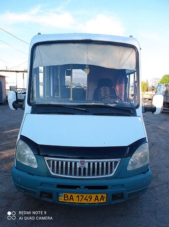 Микроавтобус БАЗ 2215