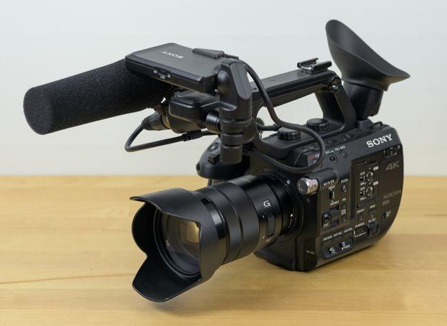 Kamera SONY PXW-FS5 slowmotion HFR FS5K obiektyw 18-105mm f/4.0 G OSS