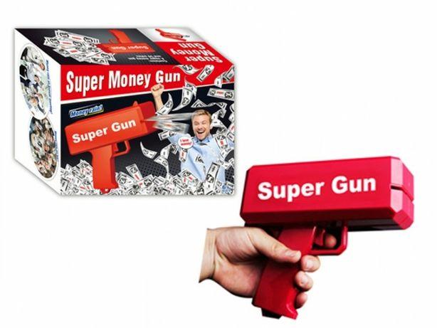 Пістолет який стріляє грошима