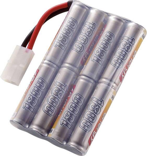 Akumulator, pakiet (NiMH) 9,6 V 1800 mAh Conrad Energy Scale Iwanowice Małe - image 1