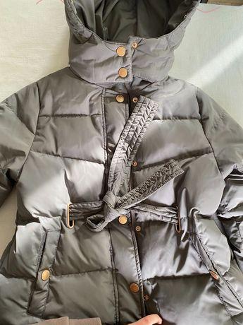700 грн Курточка Пуховик на 120-140 ростZara