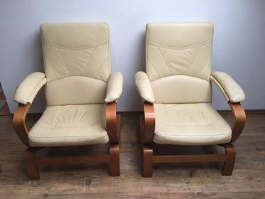 Zestaw wypoczynkowy fotel 2x wersalka sofa
