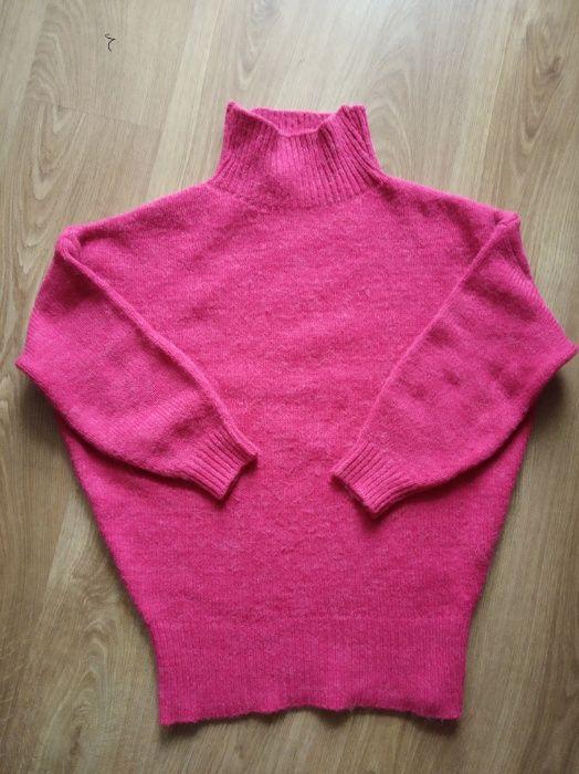 Różowy sweter Orsay M 38 oversize Poznań - image 1