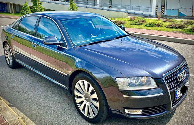 Audi A8 4.2 TDI (Disel Bi-turbo) Long QUATTRO