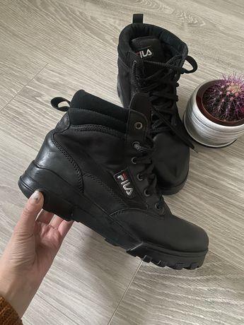 Термо сапоги ботинки Fila Lowa Ecco