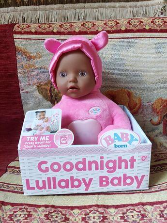 Кукла ночник baby born