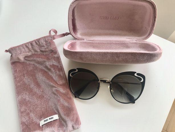 Okulary przeciwsłoneczne MIU MIU