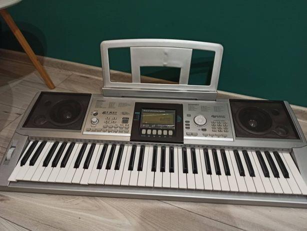 Keyboard+pedał+zasilacz