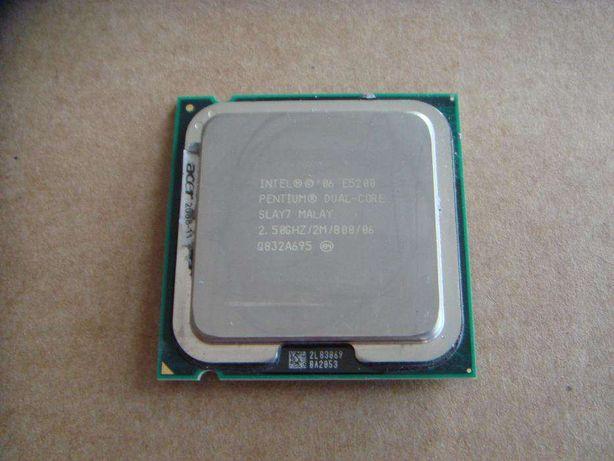 Intel Pentium Dual E5200