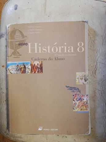 História 8° ano - Caderno do aluno