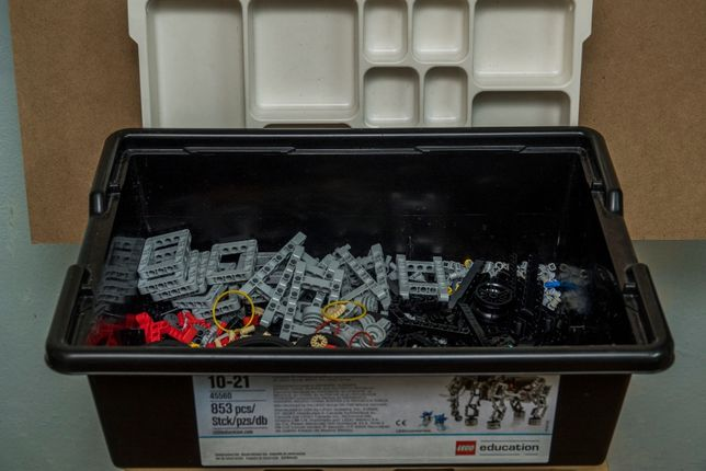 Lego Mindstorms EV3 Education 45560 Expansion Set Rozszerzenie 45544
