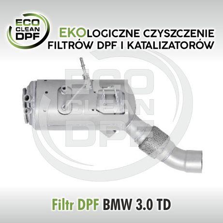 BMW 335, 535, 635 - Filtr cząstek stałych DPF, katalizator - ecdpf.pl