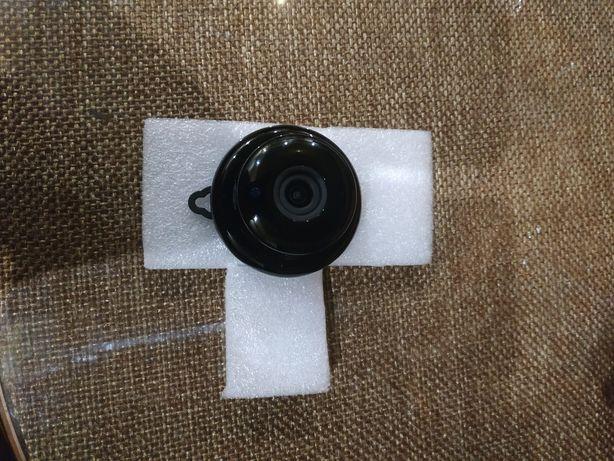 Камера mini Digoo DG-myq 2.1 мм 720 P Black Wi-Fi. IP-камеры .Новая