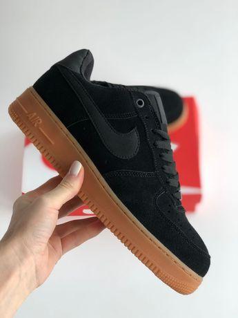 Buty Nike Air Force 1 07 SE Black Gum roz.40;41;42;43;44;45