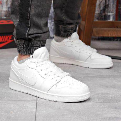 Кроссовки мужские 18191 Nike Air Jordan, белые