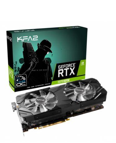 KFA2 GeForce RTX 2070 SUPER EX 1-Click OC 8GB GDDR6