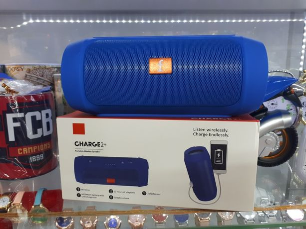 Głośnik bezprzewodowy Bluetooth Chager 2+