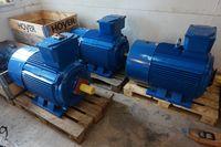 Silnik elektryczny HOYER 55 KW 730 obr/min