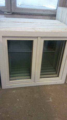 Okno okna pcv plastikowe używane demontaż realizujemy nietypowy wymiar