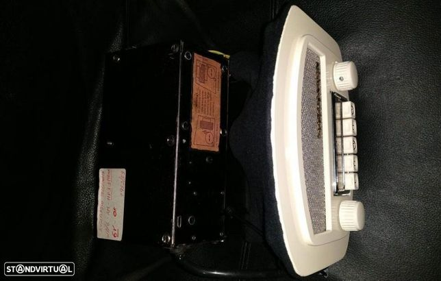 Rádio Telefunken, carocha split, Porsche 356 pre-A