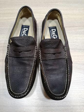 Туфли D&G 41,5 размер, очень дорогая обувь!