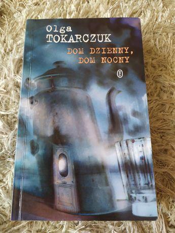Olga Tokarczuk -Dom dzienny, dom nocny