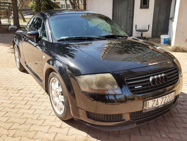 Audi TT 8N Quattro 205KM AJQ LPG *rezerwacja*