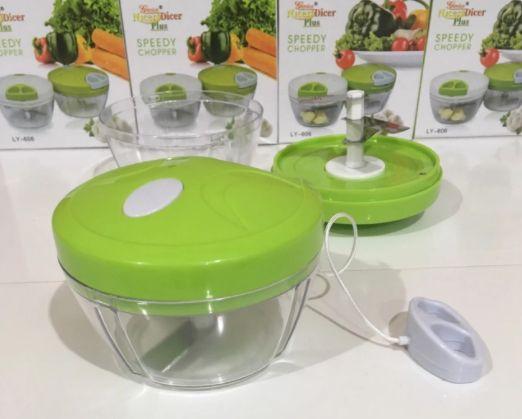 Ручной измельчитель для резки овощей Speedy Chopper LY-606