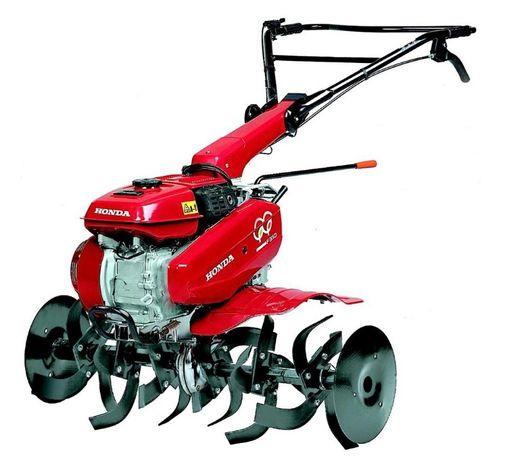 Glebogryzarka Honda, walec do trawy, aerator wypożyczalnia, wynajem