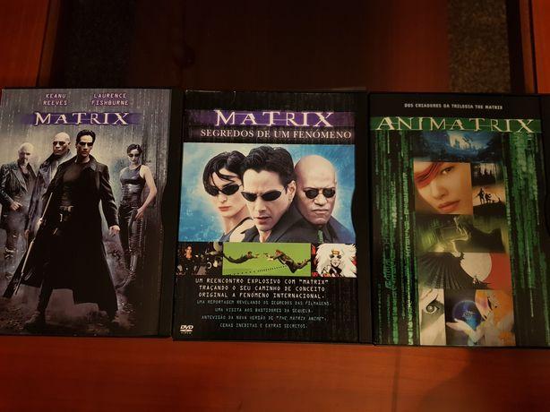 Matrix. 3 DVD