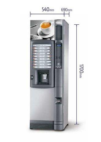 Kawomat automat sprzedający Kikko