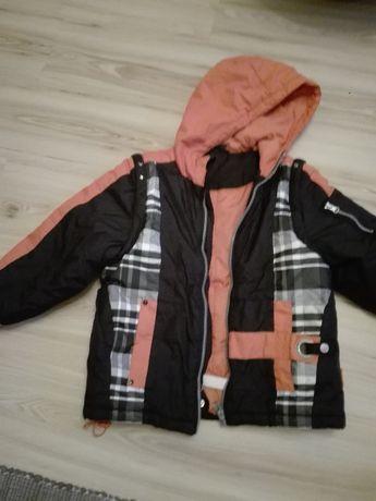 kurtka zimowa/narciarska dziecięca COCCODRILLO 122