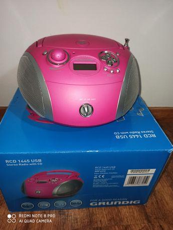 Boombox GRUNDIG RCD 1445 CD USB MP3 radio