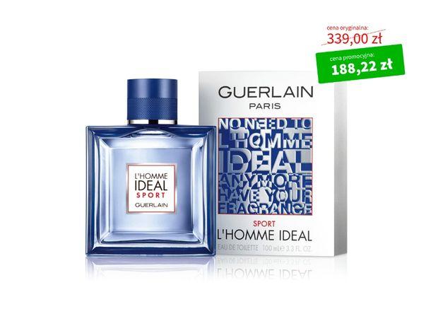Guerlain l'homme ideal sport oryginał - edt 50 ml