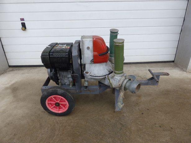 Pompa do igłofiltrów szlamu odwodnień HILTA 30 m3/h