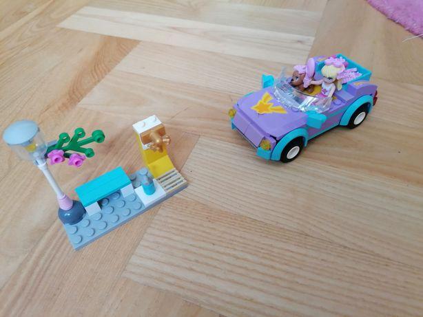 Lego friends samochód