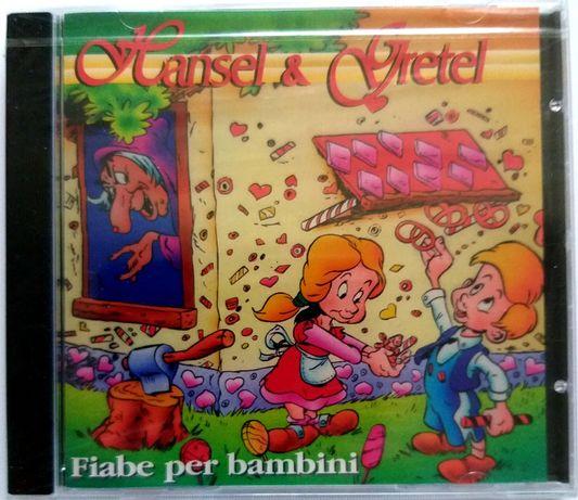 Hansel & Gretel Fiabe Per Bambini 1996r (Nowa)