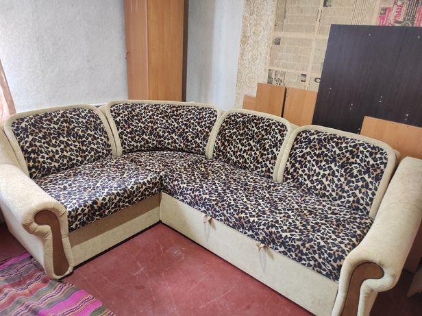 НОВЫЙ диван угловой, мягкий уголок