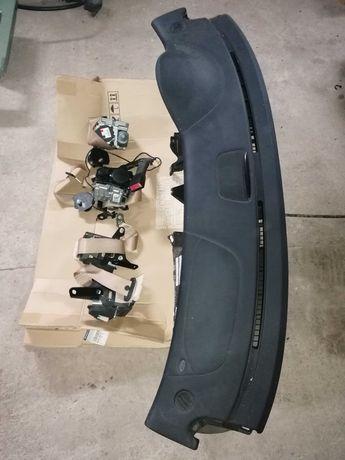 Conjunto de airbag mercedes cls