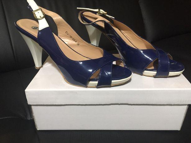Buty damskie sandały r .38