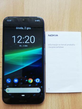 Smartfon Nokia 4.2 - niebieska - jak nowa