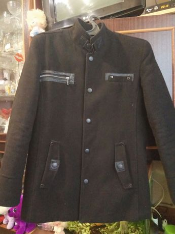 Мужской кашемировый пиджак (пальто)