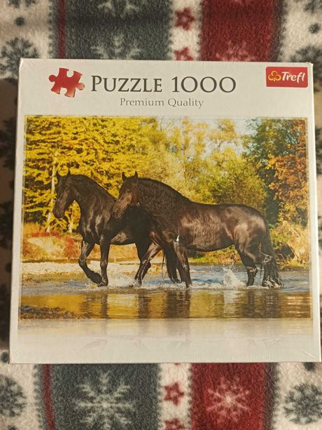 Puzzle 1000 elementów NOWE
