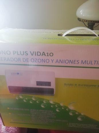 Gerador de Ozono Vida 10 plus NOVO