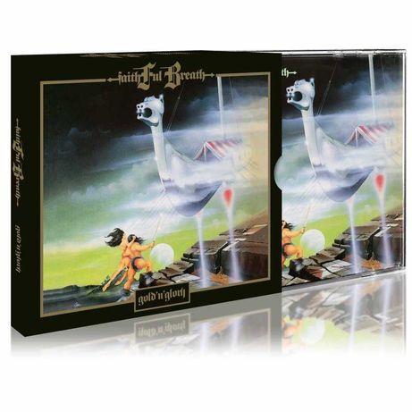 Faithful Breath - Gold 'n' Glory CD Slipcase