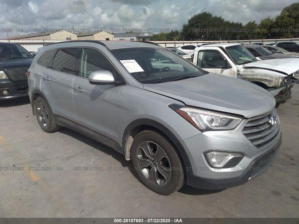 Разборка Hyundai Santa Fe Gls 2014 3.3L USA .По запчастям