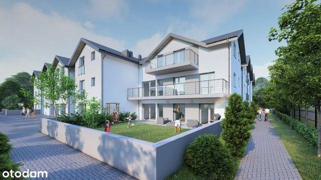 Lokal użytkowy w nowym budynku na Os. Nowosolna
