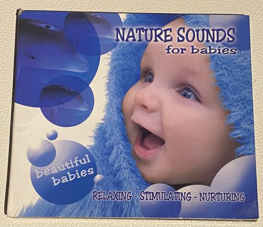 CD Nature Sounds for Babies